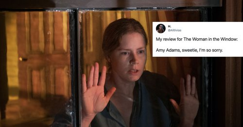 Twitter Is Absolutely Dragging 'Woman In The Window' & Amy Adams Fans Are Upset
