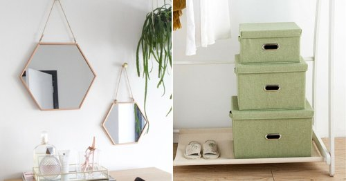 10 Simple Ways To Make Your Small Room Look Bigger Using Etsy Products Under $25
