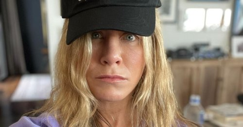 Jennifer Aniston's Favorite 'Friends' Scene Is Now Memorialized On A $30 Shirt