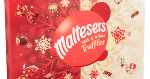 Maltesers Has Two New Festive Flavours To Add To Your Wishlist