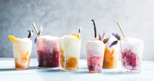 12 Boozy Ice Cream Float Recipes To Try, Including 2 With Frosé
