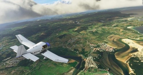 Look: 11 jaw-dropping photos from 'Microsoft Flight Simulator'