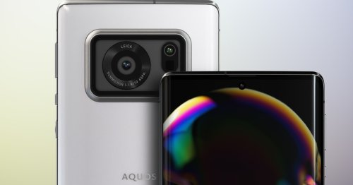 Sharp's 1-inch camera sensor could change photography in huge ways