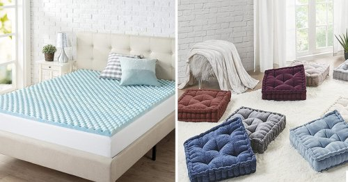 45 Things That Make Your Home 10x More Comfortable For Less Than $35 On Amazon