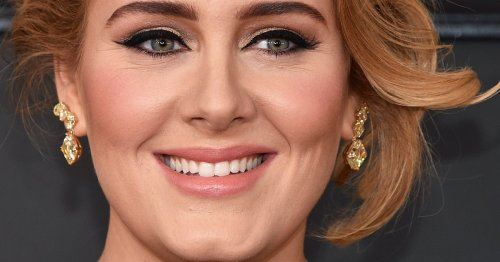 Adele's Flawless Courtside Outfit Will Distract You From The Actual Basketball Game