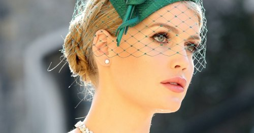 Princess Diana's Niece Kitty Spencer Didn't Marry In The Spencer Tiara