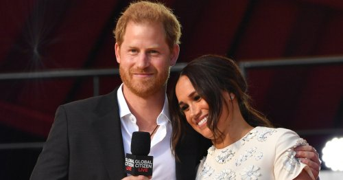 15 Photos Of Harry & Meghan's First Public Appearances Since Lilibet's Birth