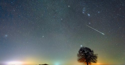 Lyrids: When to watch the biggest meteor shower of the spring