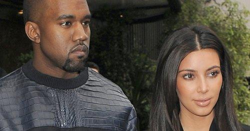 Kanye West Debuted Emotional Lyrics Seemingly About His Kim Kardashian Split