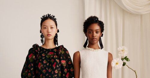 See Simone Rocha's Lookbook For Her Upcoming H&M Collab