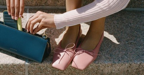 13 Ballet Flats That Feel Fresh & Exciting For Summer