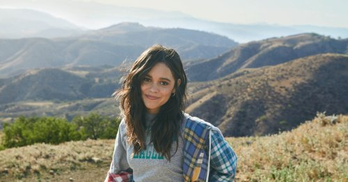 Jenna Ortega Lands Her First Fashion Campaign With American Eagle