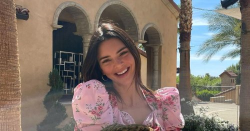 Kendall Jenner Just Got The Most Epic French Manicure
