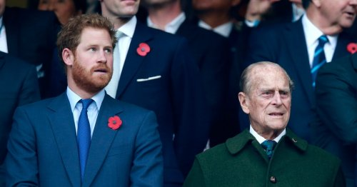 Prince Harry Looks Just Like A Young Prince Philip In This Vintage Photo From The 50s