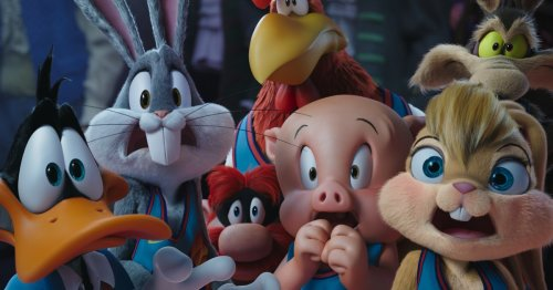 'Space Jam 2' secretly sneaks in a brutal takedown of one Hollywood trend