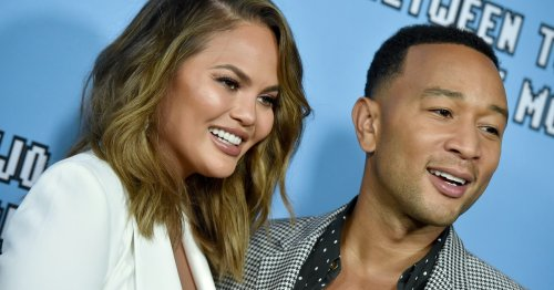 Chrissy Teigen Shares How She Silenced Her Self-Doubt About Infertility