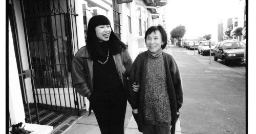 'The Joy Luck Club' Author Amy Tan Tells Her Own Family Story In A New Documentary