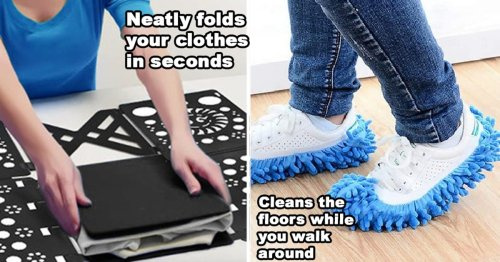 40 genius tricks for getting your chores done faster & easier