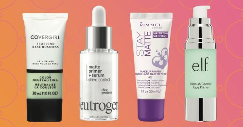 The Best Mattifying Primer For Oily Skin Costs Just $5 On Amazon