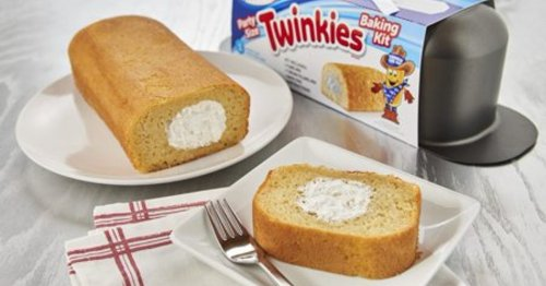 I Need This Baking Kit So The Only Dessert I'll Ever Have To Make Is A Giant Twinkie