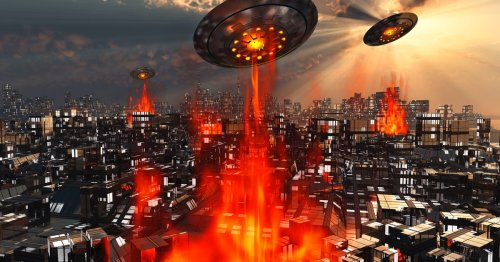 An oddsmaker explains why aliens are most likely to attack the U.S. first