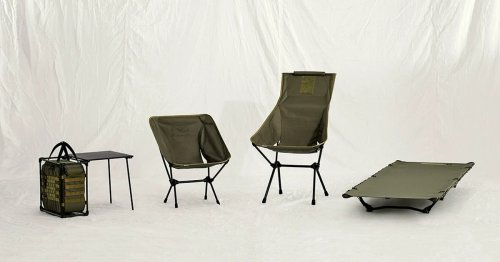 This set of outdoor furniture makes us want to keep working remotely forever