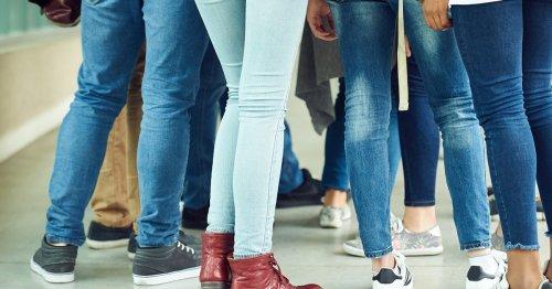 """""""OK Millennial"""": Has Gen Z really killed skinny jeans?"""