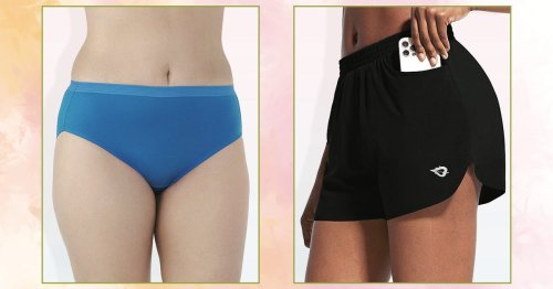 Amazon Reviewers Swear That This Underwear Will Make Your Workout So Much Better