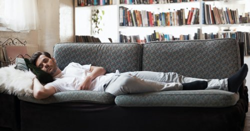 This is the best time of day to nap, according to science