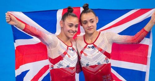 A Bronze Medal Is Just The Start For Team GB Gymnasts Jessica & Jennifer Gadirova