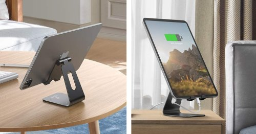 This $12 iPad Accessory Is So Useful, It'll Change The Way You Use Your Tablet