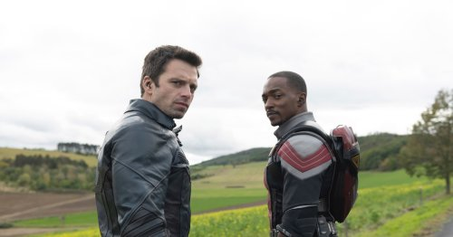"""'Falcon and Winter Soldier' star teases his superhero future: """"There's a nice little nod."""""""