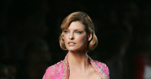 Linda Evangelista Bravely Opens Up About Why She's Been Missing From the Runway