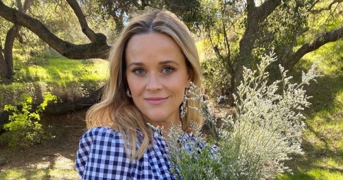 Reese Witherspoon's Easy Margarita Recipe Is A Must-Have For Your Next Backyard BBQ