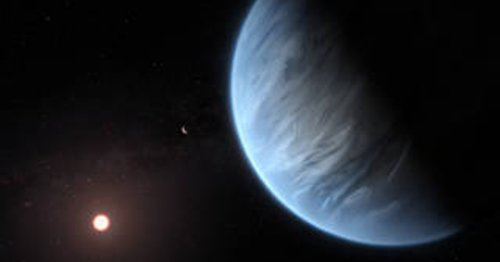 A new study on red dwarf stars could resolve the paradox of alien life?