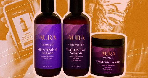 AURA Hair Is the Ultimate Temporary Color Solution For Brunettes