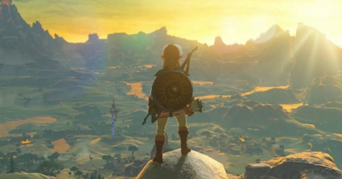'Breath of the Wild' isn't just a game, it's a masterclass in meditation