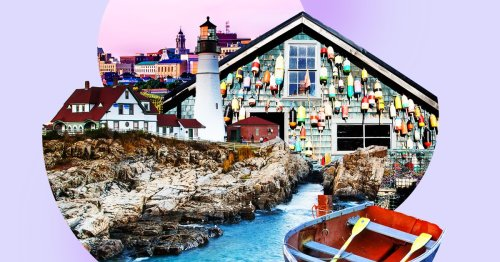 12 Hidden Gems In Maine That Are All About Food, Views, & Relaxation