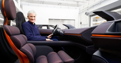 James Dyson made a $184K electric Hummer to battle Tesla. It didn't work.