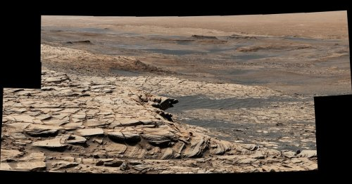 How did Mars lose its water? It may be multiple choice