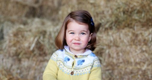 Look At All These Ridiculously Cute Pics Of Princess Charlotte Growing Up