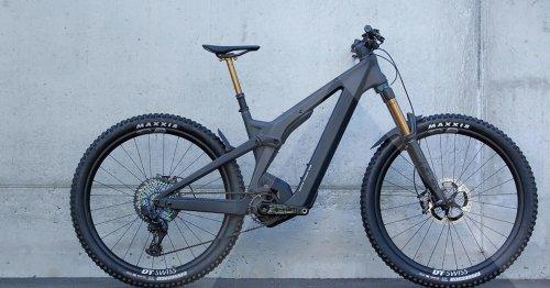 Scott's latest e-bike doesn't even look like one