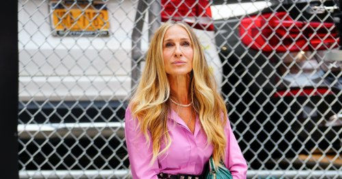 Sarah Jessica Parker Just Wore Her Most Controversial Carrie Bradshaw Dress