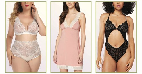 These 11 Lingerie Sets Looks Sexy As Hell Without Feeling An Ounce Uncomfortable