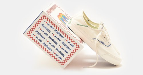 Madhappy Launches Footwear In Collaboration With Vans