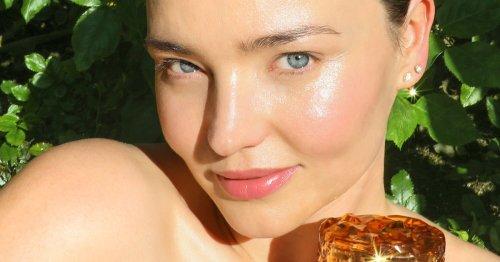 Miranda Kerr's New Turmeric Glow Moisturizer Is The New Skin Care Launch You Need