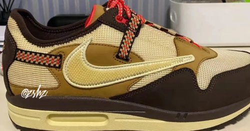 Travis Scott's Nike Air Max 1 is his most rugged sneaker yet
