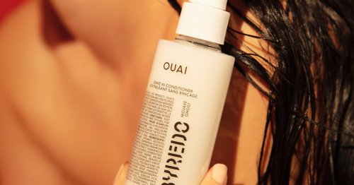 OUAI & BYREDO Have A Brand New Hair Care Collab — With An Iconic Smell