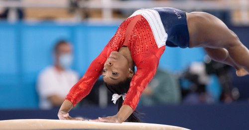 One mental health lesson the world needs to learn from Simone Biles