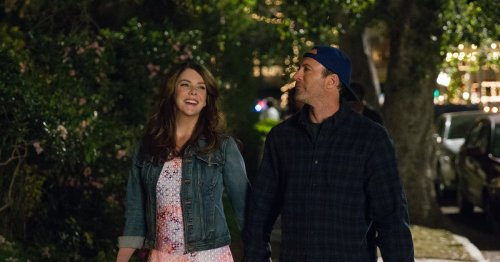 This is the 'Gilmore Girls' episode when Lorelai and Luke get together